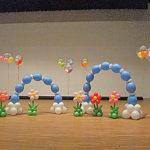 ピアノの発表会や披露宴会場、お誕生日などのイベントを自分で飾る!おススメのバルーン装飾