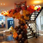 ハウスメーカーさん・アイフルホームオーナー様感謝祭のバルーン装飾